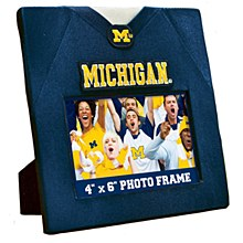 University of Michigan Uniformed Frame