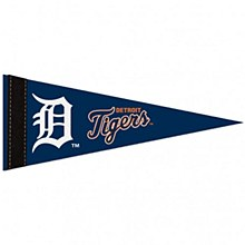 "Detroit Tigers Pennant Mini 4"" x 10"""