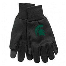 Michigan State University Gloves Technology 9 oz.