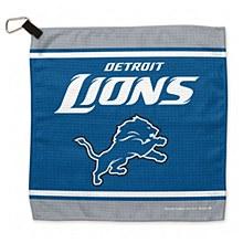 Detroit Lions Towel - Waffle 13'' x 13''