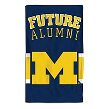 "University of Michigan Burp Cloth 10"" x 17"""