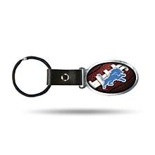 Detroit Lions Keychain NFL Linons Accent