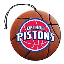 Detroit Pistons Paper Air Freshener 3 pack