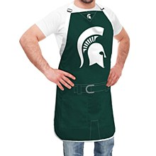 Michigan State University Jersey Apron
