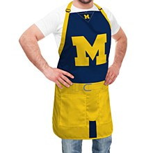 University of Michigan Jersey Apron
