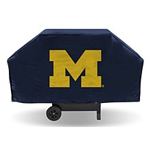 University of Michigan Economy Grill Cover Navy