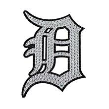Detroit Tigers Bling Emblem Bling