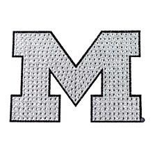 University of Michigan Emblem Bling