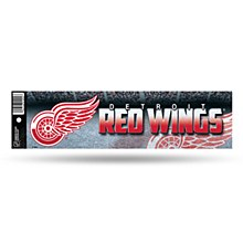 Detroit Red Wings Bling Bumper Sticker