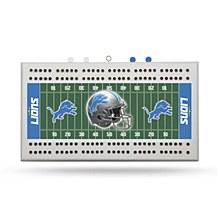 Detroit Lions Cribbage Board