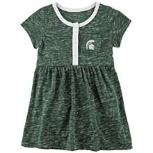MSU Nuess Dress Green 6-12 Mos