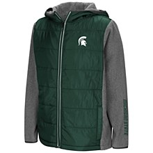 MSU Murphy Jacket Green SM