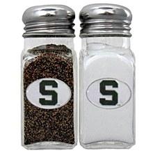 Michigan State University  Salt & Pepper Shaker