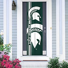 Michigan State University Banner - Door Banner
