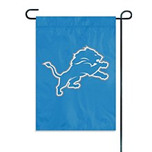 Detroit Lions Flag - Garden/Window Flag 15'' x 10.5''