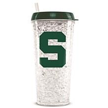 Michigan State University Crystal Freeze Tumbler 16oz