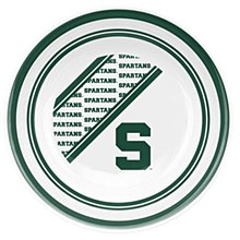 Michigan State Dinner Bowl - 7''