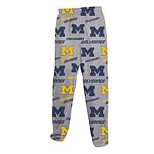 University of Michigan ''Achieve'' Microfleece Sleep Pant