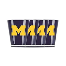 University of Michigan Insulated Mini Tumbler 4pc Set