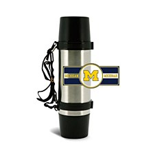 University of Michigan Double Wall Stainless Steel Thermos 40oz