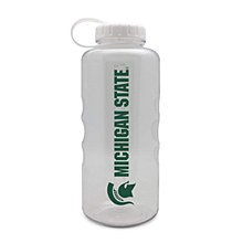 Michigan State University Bottle - Clear Plastic 60oz
