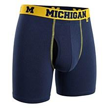 University of Michigan Swing Boxer Brief