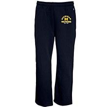 University of Michigan Pickerel Sweatpant Navy Blue Size Small