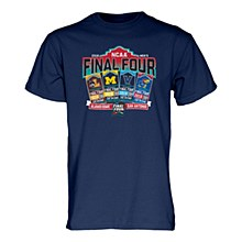 University of Michigan Final Four Tee Shirt