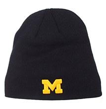 University of Michigan Hat - Edge ''M'' Navy