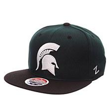 Michigan State University Hat - Z11 Spartans Snapback