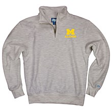 Mich Big Detroit 1/4 Zip HEAT