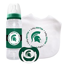 Michigan State University 3-Piece Gift Set