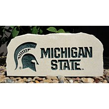 Michigan State University 17in Porch Stone