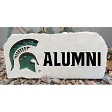 Michigan State University 17in Alumni Stone