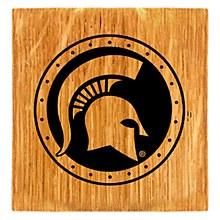 Michigan State University Coaster Set