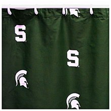 Michigan State University Shower Curtain Cover Spartans 72'' x 70''