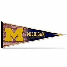 University of Michigan Pennant 12'' x 30''