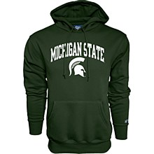Michigan State University Men's Mill Dyed Hooded Sweatshirt