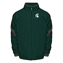 Michigan State Spartans Stout Reversible Jacket
