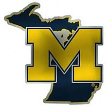 University of Michigan Emblem Acrylic
