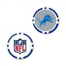 Detroit Lions Golf Ball Marker