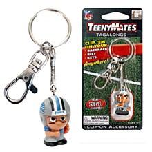 Detroit Lions Keychain - TeenyMates Tagalong Keychain