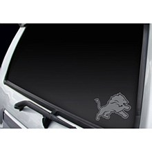 Detroit Lions Decal - Window Graphic