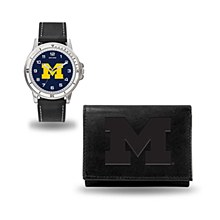 University of Michigan Watch and Wallet Set (Chicago Watch)