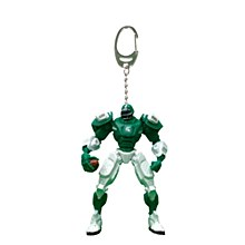 Michigan State Spartans Team Cleatus FOX Robot Keychain Action Figure Version 2.0