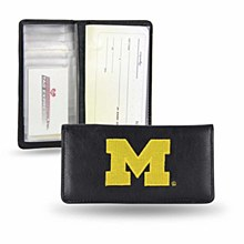 University of Michigan Checkbook Embroid Cover
