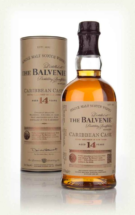Balvenie Caribbean Cask 14yr