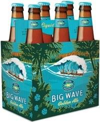 Kona Big Wave Golden Ale 6pk