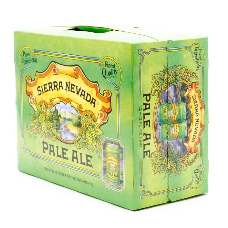Sierra Nevada Pale Ale 12pk Cans