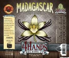 4 Hands Madagascar Imp. Milk Stout